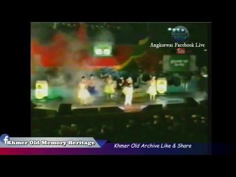 -The world Of music vol 129 Old Khmer video - VHS Khmer old Khmer old concert TV