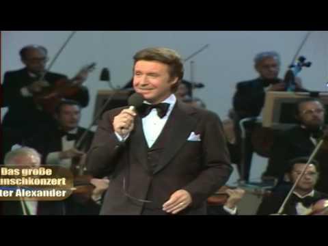 Peter Alexander - Medley 1985