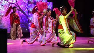 Japani dance :choreographed event Mamta jain