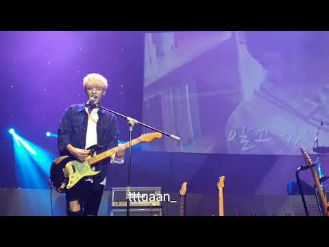 170826 DAY6 (데이식스) - What Can I Do (좋은걸 뭐 어떡해) Jae Focus [DAY6 Live and Meet in Jakarta]