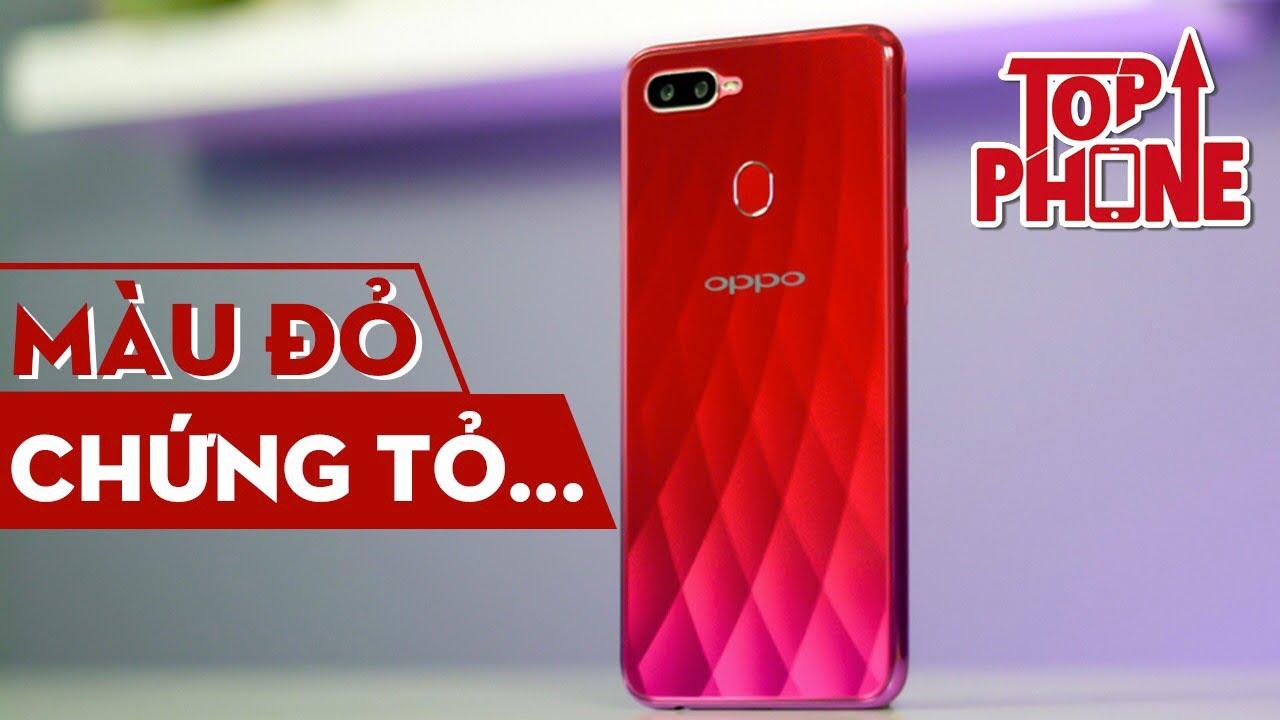 TOP smartphone có màu đỏ độc đáo nhất hiện nay tại VN