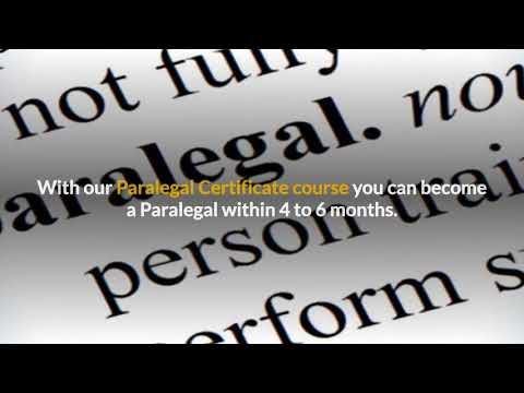Paralegal Studies in Washington DC 202-955-4562