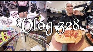 Live Food Haul im Aldi l Shoppen mit Family l SSW16 l Vlog 328