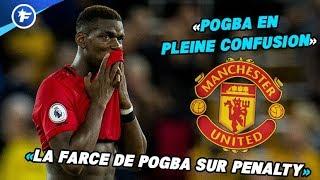 L'Angleterre s'en prend à Paul Pogba pour son penalty raté | Revue de presse