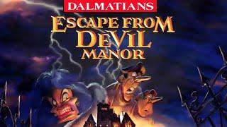 101 Dalmatians: Escape from DeVil Manor - Full Gameplay/Walkthrough (Longplay)