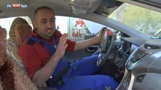 جهاز عراقي لتتبع السيارات ومنع سرقتها