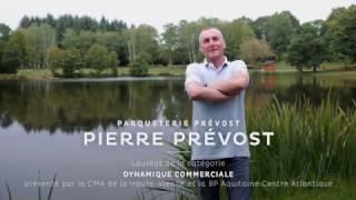 Stars & Métiers 2016 : Parqueterie Prévost