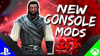 Skyrim Special Edition: ▶️5 BRAND NEW CONSOLE MODS◀️ #253 (PS4/XB1/PC)