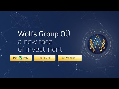 Wolfs Group OÜ - инвестиционно-консалтинговая группа компаний. English Subtitles.