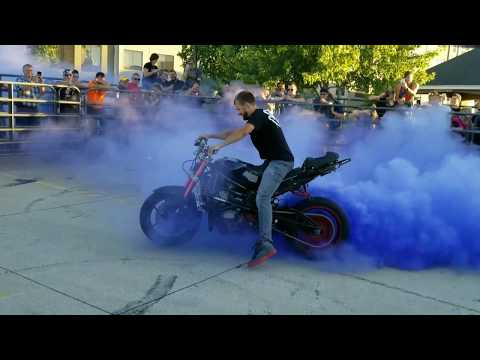 Mcgrath bike night