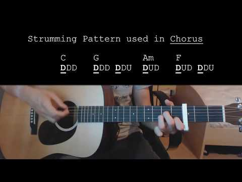 Kygo & Imagine Dragons - Born To Be Yours EASY Guitar Tutorial With Chords/Lyrics