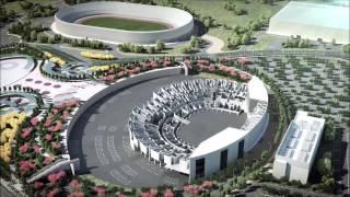 Hanwha E&C Philippines Arena PR Film