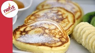 Pankek Nasıl Yapılır? | Nefis Yemek Tarifleri