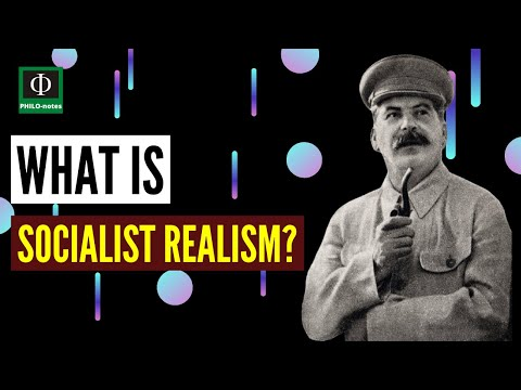 What is Socialist Realism?