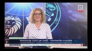 Horoscop 2020 Pe Zodii   Momente Cruciale   Cu Camelia Pătrăşcanu
