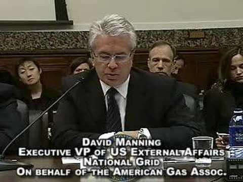 LIHEAP Hearing: David Manning