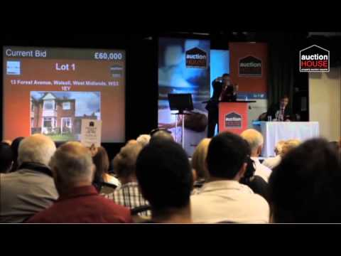 Why Sell Property at Auction - Auction House 2014 Results