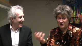 Fernando Lameirinhas en Eric Vloeimans over Pessoa