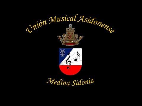 """""""SIEMPRE LA ESPERANZA"""" - MIERCOLES SANTO 2018 -  UNION MUSICAL ASIDONENSE"""
