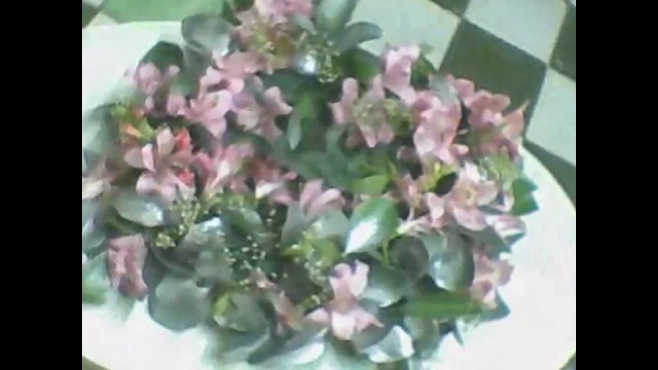 Arreglos florales naturales youtube - Arreglos florales naturales ...