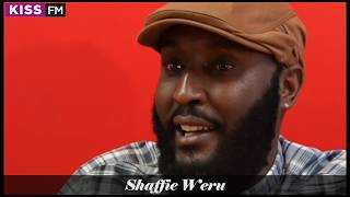 Shaffie Weru addresses Peter of P Square's  on radio airplay