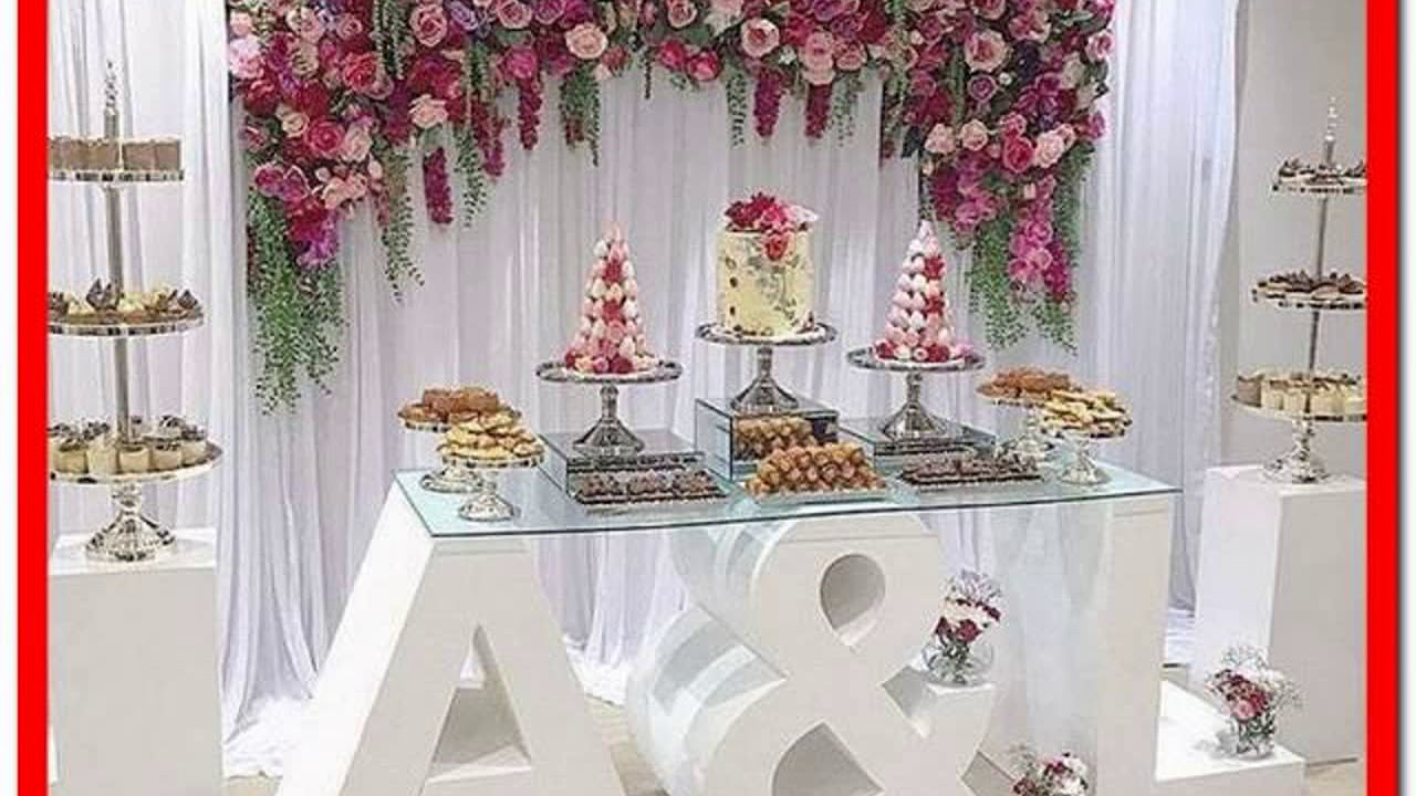 Simple Wedding Reception Decoration Ideas Best Wedding