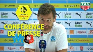 Conférence de presse Olympique de Marseille - Stade Rennais FC (1-1) / 2019-20