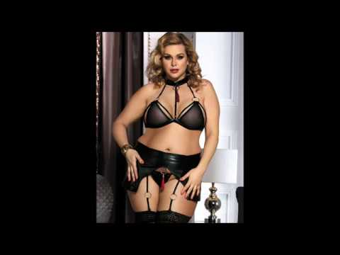c90fe57694a Sexy Plus Size Lingerie - YouTube