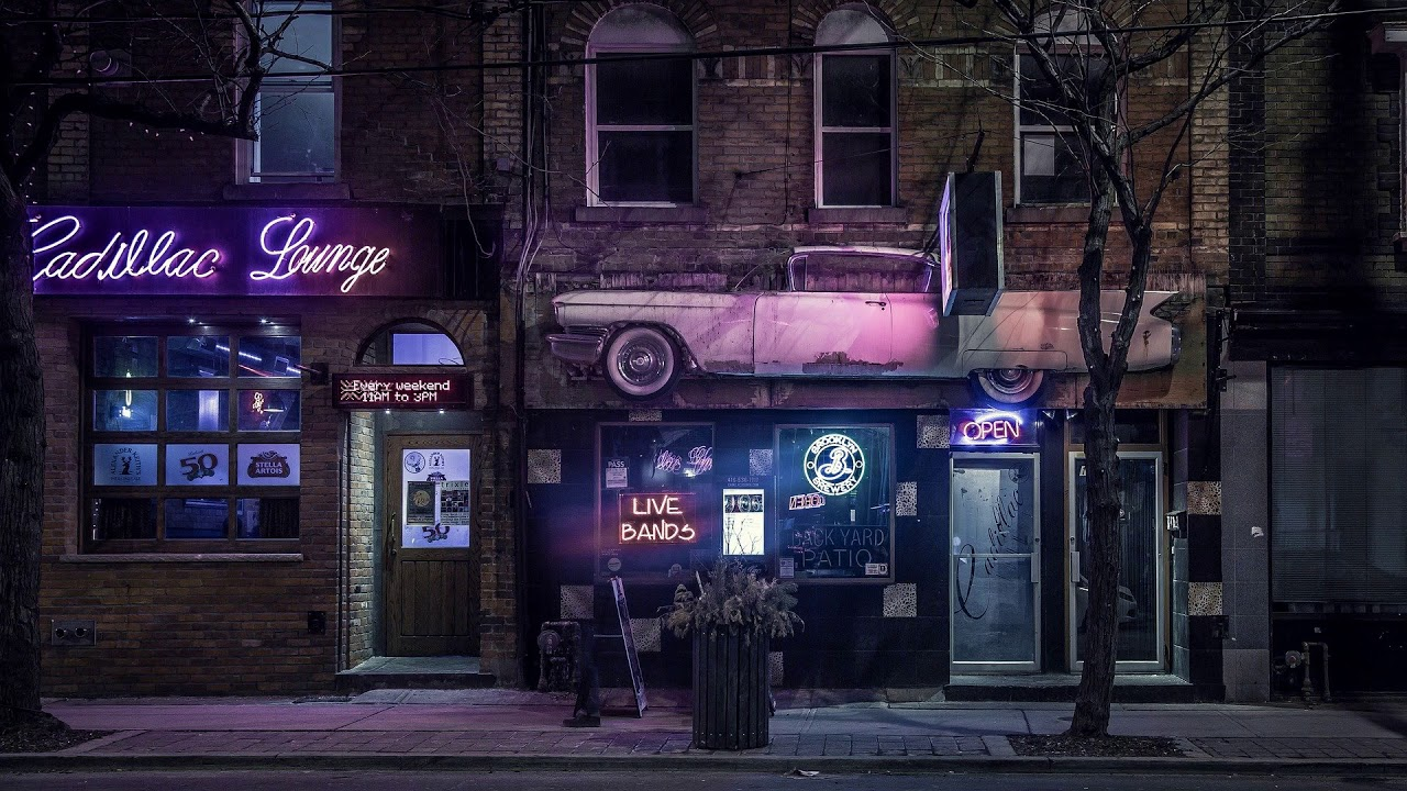 Late Night Jazz Lounge Classic Covers