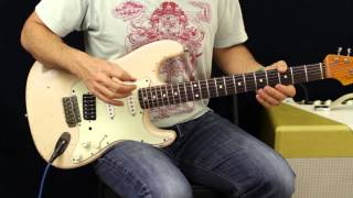 Free - Major And Minor Pentatonic Soloing - Blues Guitar Lesson - Part 3