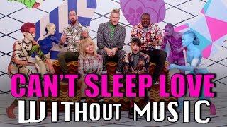 Download Mp3 Pentatonix - Can't Sleep Love  #withoutmusic Parody