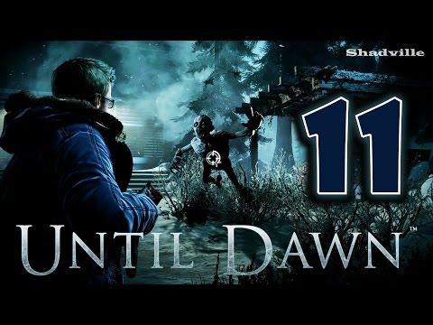 Until Dawn (Дожить до рассвета) Прохождение игры #11: Вендиго