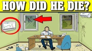 10 Picture RIDDLES To TEST YOUR KNOWLEDGE