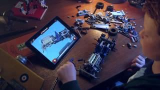 Відеоролик про 3D інструкціях для моделі 42022 Гоночний Автомобіль