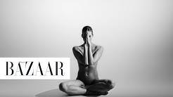 Instagram's Nude Yoga Girl Creates Art