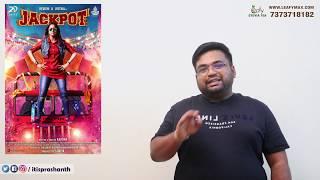 Jackpot review by Prashanth