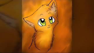 Картинки котов воителей (КВ) часть 3 под музыку Solo