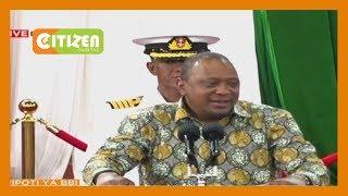 [FULL SPEECH] President Uhuru Kenyatta during launch of BBI report at Bomas of Kenya