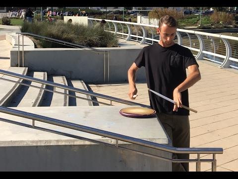 Matt at Lakeview Park - Oakland, CA