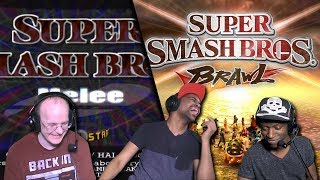 Someone remade the Brawl and Melee intros in Smash Ultimate? And they're GOOD??
