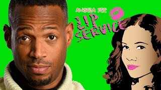 Angela Yee's Lip Service Podcast: Fifty Shades of Marlon Wayans #Gspot #Pegging #GoldenShower