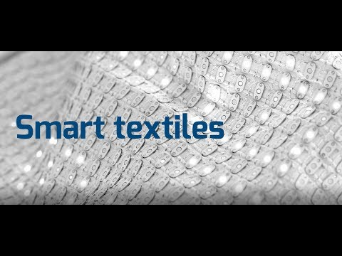 Techtera - Smart Textiles: be smart, think with textiles!