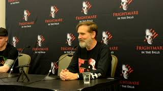 Bill Moseley Q & A Frightmare At The Falls