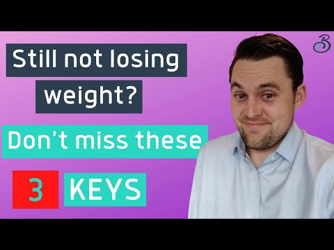 Hashimotos and Weight Loss – 3 Keys To Weight Loss That Have Nothing To Do With Diet