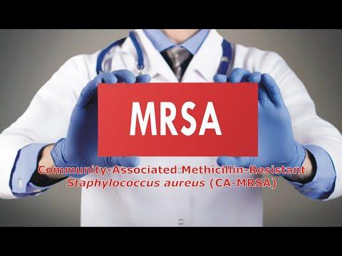 CA-MRSA: Community-Associated Methicillin-Resistant Staphylococcus Aureus