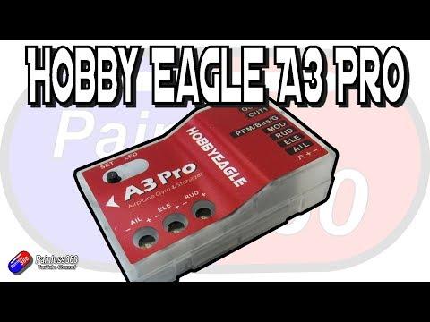 HobbyEagle A3-Pro Fixed