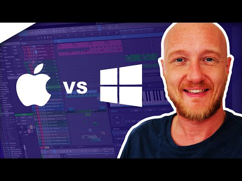Mac or PC for music production 2018 // imac vs windows 👊 ✨
