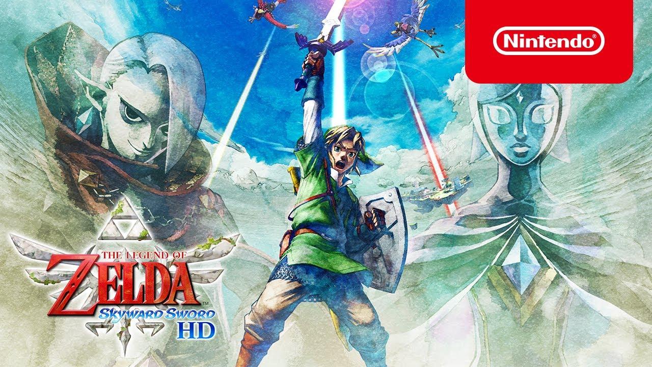 The Legend of Zelda: Skyward Sword HD - Overview Trailer - Nintendo Switch