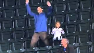Gambar cover Dad Dancing at Stadium