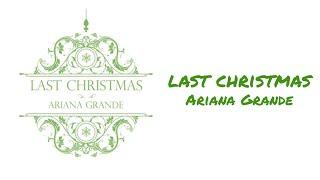 Download lagu Ariana Grande - Last Christmas // 1 hour
